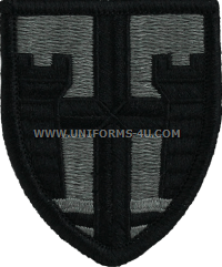 puerto rico national guard ACU military Patch