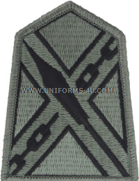 virginia national guard ACU military Patch