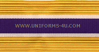 US Army Civil Affairs Cap / Sleeve Braids