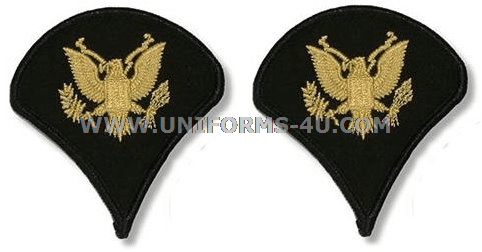 United States Army Specialist Shoulder Patch