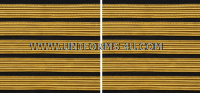 U.S. Army Mess/Evening Mess Service Stripes (Set of 5)
