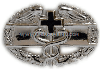 army combat medical badge