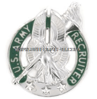 U.S. Army Recruiter Badge