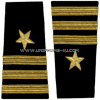 us navy soft shoulder boards line