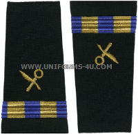 us navy cwo soft shoulder boards intelligence technician