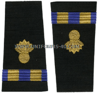 us navy soft shoulder board wo2 ordnance technician