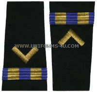 us navy soft shoulder board wo2 (rt) repair technician