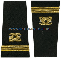 us navy soft shoulder boards civil engineer