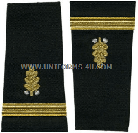 us navy soft shoulder board ensign dental corps