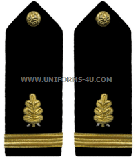 U.S. Navy Dental Corps Hard Shoulder Board