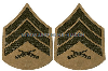 USMC SERGEANT SEW-ON CHEVRONS