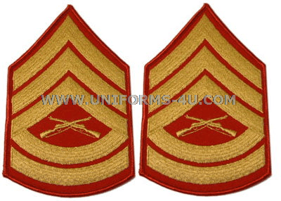 Usmc Sergeant Stripes