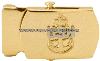 U.S. NAVY CHIEF PETTY OFFICER BELT BUCKLE
