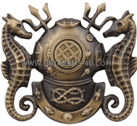 us navy diving badge