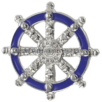 usaf buddhist chaplain badge