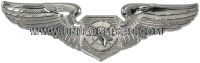 usaf air battle manager badge