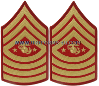 usmc sergeant major of the marine corps chevrons