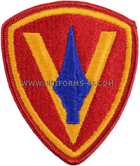 Marine corps 5th division Patch