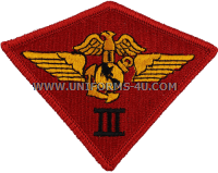 marine corps 3rd air wing patch