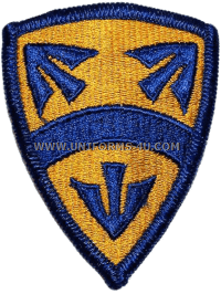 US Army 15th support brigade patch