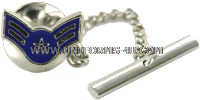 air force tie tack / clasp airman first class