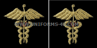 U.S. Navy CWO Hospital Corpsman (HM) Sleeve Device