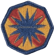 us army 13th sustainment command patch