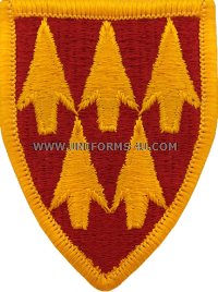 U.S. Army 32nd Air Defense and Missile Command Patch