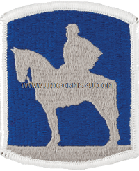 116 infantry brigade full color patch
