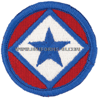 122 army reserve command full color patch