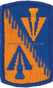 128 aviation brigade full color patch