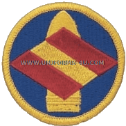142 field artillery brigade full color patch