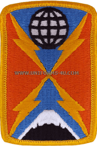 1104 signal brigade full color patch