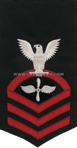 U.S. Navy Aviation Machinist's Mate (AD) Rating Badge