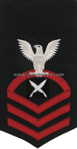 U.S. Navy Yeoman (YN) Rating Badge