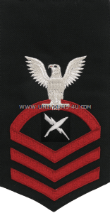 U.S. Navy Cryptologic Technician (CT) Rating Badge