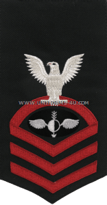 U.S. Navy Aerographer's Mate (AG) Rating Badge