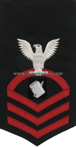 US Navy Personnel Specialist (PS) Rating Badge
