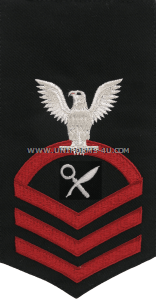 U.S. Navy Intelligence Specialist (IS) Rating Badge