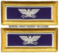 us army colonel civil affairs shoulder straps