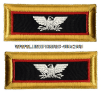 us army colonel adjutant general shoulder straps