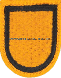 us army 1 special forces group flash