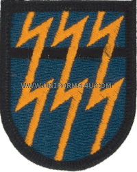 us army 12 special forces group flash