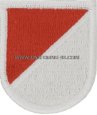 us army 17 cavalry 1st squadron flash and oval