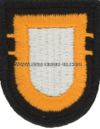 us army 101 airborne division 2nd brigade flash