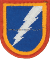 us army 101 cavalry 1st squadron flash