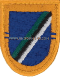 us army 160 aviation 2nd battalion flash and oval