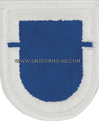 us army 325 infantry 1st battalion flash and oval
