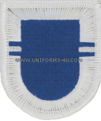 us army 325 infantry 2nd battalion flash and oval