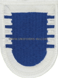 us army 325 infantry 4th  battalion flash and oval